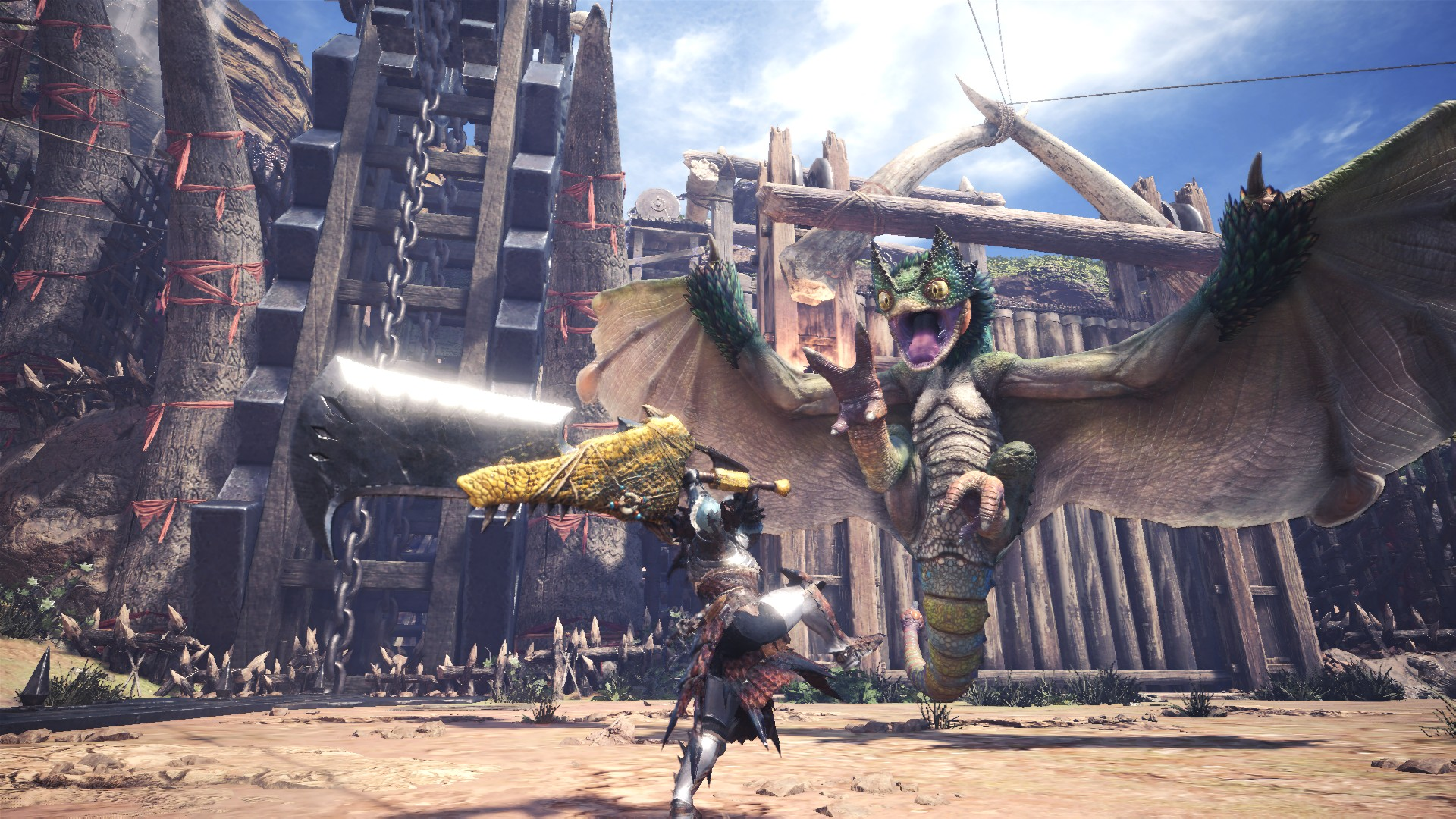 Co-Optimus - Review - Monster Hunter World Co-Op Review