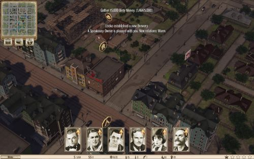 Co-Optimus - Review - Omerta: City of Gangsters Co-Op Review