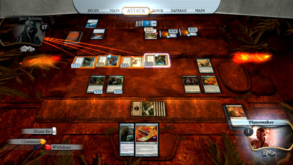 Co optimus review magic the gathering duels of the planeswalkers co op review - Magic the gathering game table ...