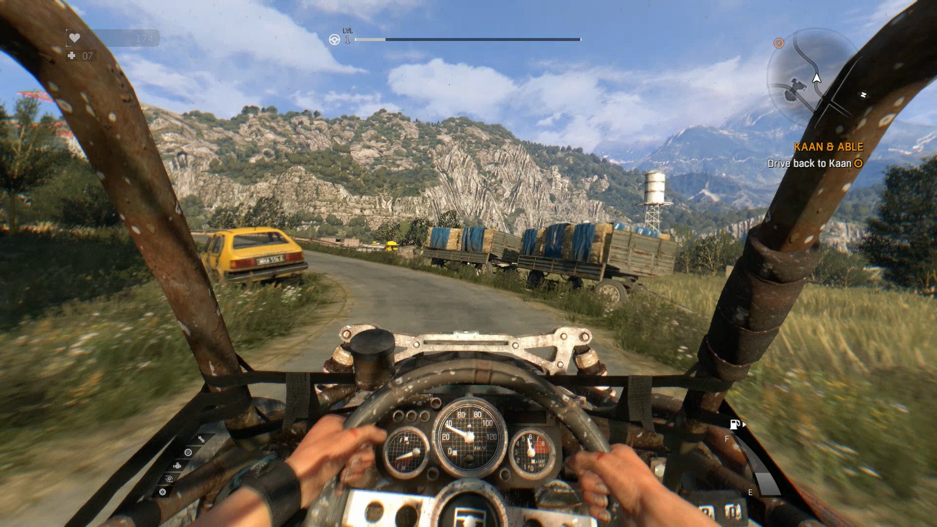 Co-Optimus - News - Dying Light: The Following Impressions