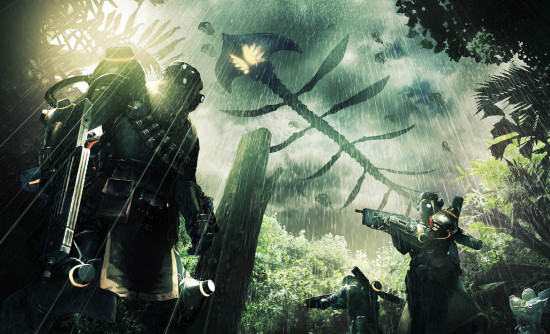 Marcus Lost Planet Lost Planet 2 Co-op Review