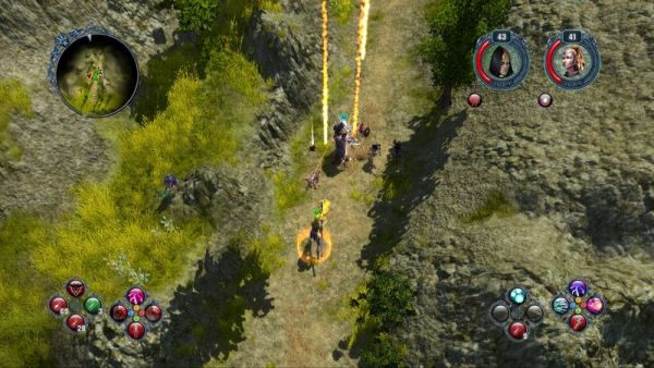 Co-Optimus - Review - Sacred 2: Fallen Angel Xbox 360 Co-Op