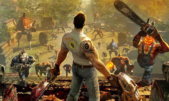 Serious Sam HD: The Second Encounter Co-Op Review