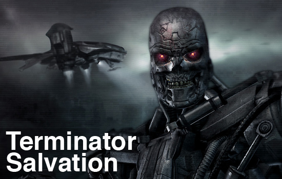 arnold schwarzenegger terminator 4. Terminator Salvation Co-Op