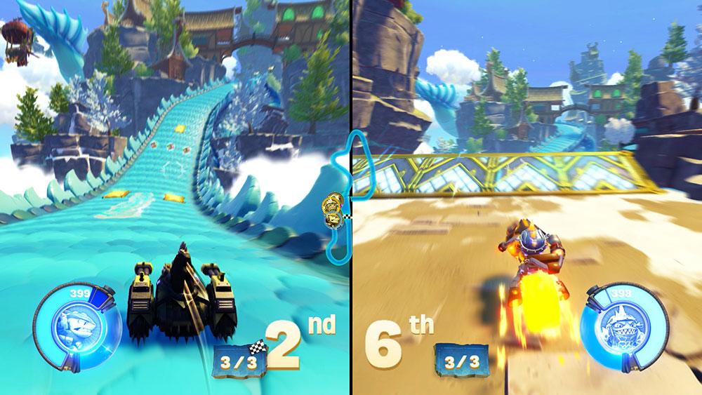 Skylanders Superchargers (Wii U) Walkthrough Part 1 ...