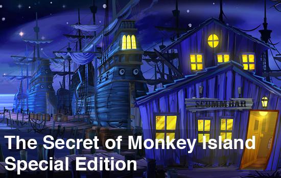 Monkey Island  Se Walkthrough Xbox